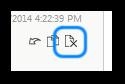 Remove page data button